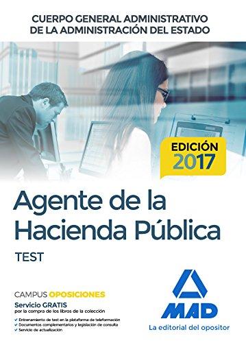 Descargar AGENTES DE LA HACIENDA PUBLICA CUERPO GENERAL ADMINISTRATIVO DE LA ADMINISTRACION: TEST