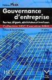 Telecharger Livres Gouvernance d entreprise Pour tous dirigeants administrateurs et investisseurs (PDF,EPUB,MOBI) gratuits en Francaise