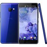 HTC U Ultra Smartphone (14,48 cm (5,7 Zoll), 16 MP Frontkamera, 64GB Speicher, Android) Sapphire Blue