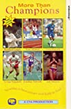 More Than Champions [VHS] [UK Import]