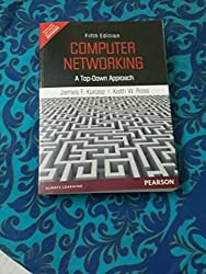 Computer Networking: A Top-Down Approach, 5Th Edn