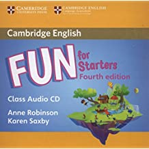 Fun for Starters Class Audio CD Fourth Edition