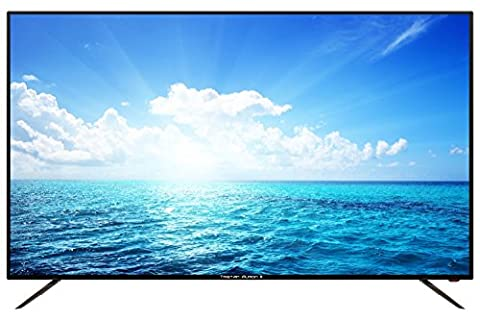 Tristan Auron 140cm (55 Zoll) Fernseher TV (Triple Tuner, Ultra HD, LED-Backlight) LED55UltraHD