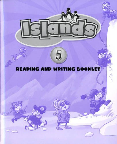 Islands Level 5 Reading and Writing Booklet por Kerry Powell