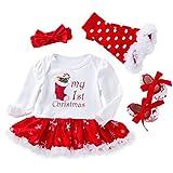 SPFAZJ Autunno e Inverno Natale Neonato Abbigliamento Bambino Lunga Manica Hardy del Bambino Vestito Fumetto Che Crawl Suit Set Nuovo