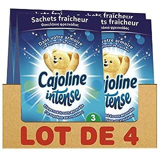 Cajoline Intense Sachets Parfumés d'Armoire Fraîcheur Printanière 12 Sachets (Lot de 4x3 Sachets) (B076VC37CD) | Amazon price tracker / tracking, Amazon price history charts, Amazon price watches, Amazon price drop alerts