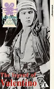 The Legend Of Valentino [VHS] [UK Import]