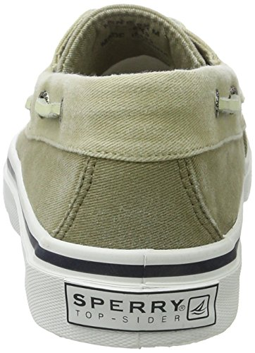 Sperry Top-Sider - Bahama 2- Eye -  Chaussures Bateau à  Lacet - Homme - Multicolore (Khaki/Oyster)