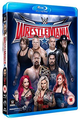 WWE: WrestleMania 32 [Blu-ray] [UK - Wwe-wrestlemania