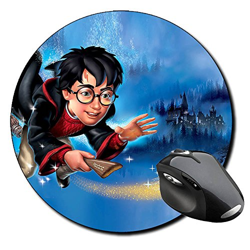 Harry Potter Alfombrilla Redonda Round Mousepad PC