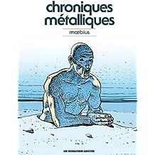 Moebius Oeuvres : Chroniques métalliques - Recueil d'illustrations (HUMANO.HUMANO.)