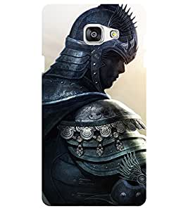 Chiraiyaa Designer Digital Printed Premium Back Cover Case for Samsung Galaxy J7 Prime (fighter soldier) (Multicolor)