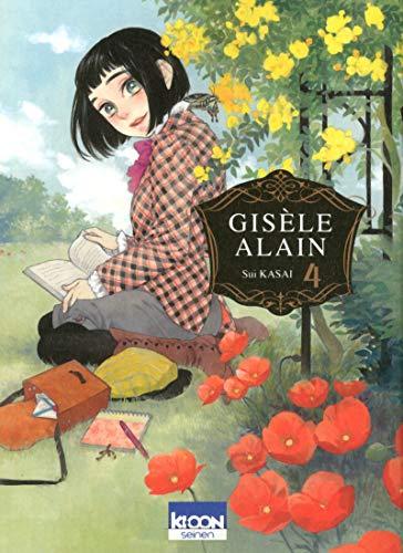 Gisèle Alain Vol.4 par KASAI Sui