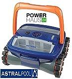 ASTRAL Max 3(Max3)-Nouveauté mondiale de piscine Nettoyeur automatique Aspirateur pour piscine-robot de piscine-Aspirateur de sol avec 4roues motrices pour une propreté de Moteur de piscine...