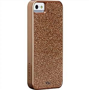 Case-Mate Coque pour Apple iPhone 5 Doré rose