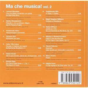 Ma che musica! Con CD Audio: 2