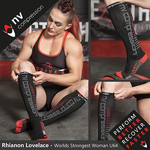 Zoom IMG-6 nv compression 365 cushion calze