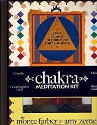 Chakra Meditation Kit by Monte Farber (2005-08-02)