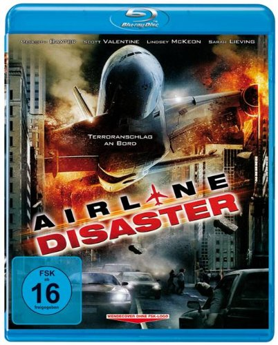 Airline Disaster - Terroranschlag an Bord (Blu-ray)