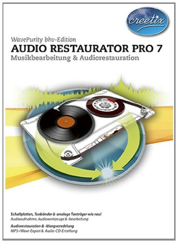 Audio Restaurator Pro 7 [Download]