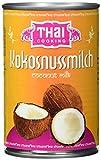 Thai Cooking Kokosnussmilch, 12er Pack (12 x 400 ml)