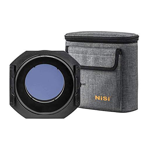 Holder NiSi S5 per Filtri di Larghezza 150mm e Spessore 2mm, Polarizzatore Landscape Circolare incluso per Nikon 14-24 f/2.8.