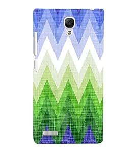 EPICCASE romantic affair Mobile Back Case Cover For Xiaomi Redmi Note (Designer Case)