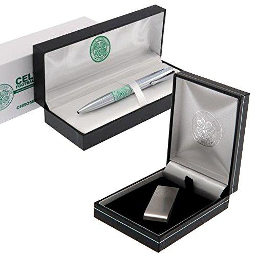 Offizielles Celtic Executive Stift und Geld Clip Combo (Executive-geld-clip)
