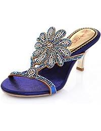 Amazon Nuevo De Vestir Para Zapatos Sandalias Mujer es 7Hpx5qrw7