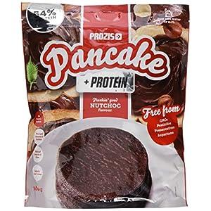 Prozis Pancake + Protein – Haferpfannkuchen mit Protein 900 g NutChoc