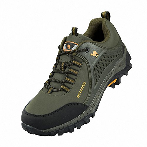 Ben Sports Calzature da escursionismo Scarpe da e outdoor da Uomo Donna,39-46 verde