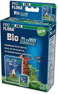 JBL ProFlora BioRefill 2 CO?-Nachfüllset vielseitig einsetzbar für Aquarien