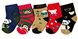 #3: RC. ROYAL CLASS New Born Kids Cotton Socks Pack of 5 Pairs (soft terry socks)