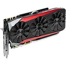 Asus STRIX-GTX980TI-DC3OC-6GD5 - Tarjeta gráfica de 6 GB (GDDR5, PCI Express 3.0, 7200 MHz, HDMI)