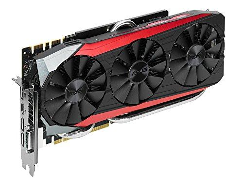 Asus-Strix-GTX980TI-DC3OC-6GD5-Nvidia-GeForce-Gaming-Grafikkarte-PCIe-30-x16-6GB-GDDR5-Speicher-HDMI-DVI-3x-DisplayPort
