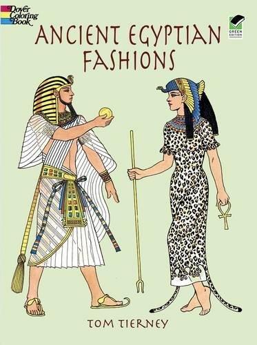 Geschichte Kostüm Ägyptischen (Ancient Egyptian Fashions (History of)