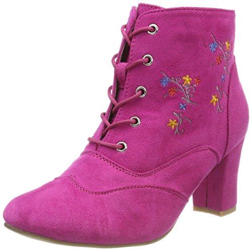 HIRSCHKOGEL Damen 3005722 Stiefel, (Pink), 38 EU