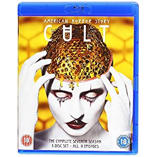 American Horror Story S7: Cult [Blu-ray] [2018]