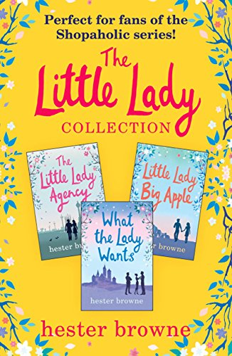 The Little Lady Collection: The Little Lady Agency, Little Lady Big Apple and What the Lady Wants (English Edition)