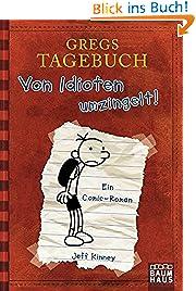 Jeff Kinney (Autor, Illustrator), Collin McMahon (Übersetzer)(570)Neu kaufen: EUR 8,9967 AngeboteabEUR 2,61