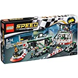 LEGO Speed Champions - Equipo de Formula One Mercedes AMG Petronas (Lego 75883)