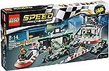 LEGO Speed Champions 75883 - Mercedes Amg Petronas Formel-1-Team