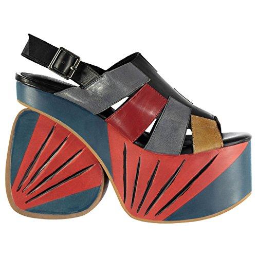 jeffrey-campbell-mujer-desbarres-plataforma-verano-casual-punta-abierta-zapatos-red-blue-blk-5-38