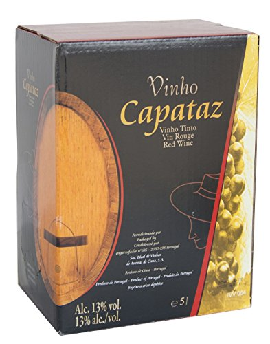 Rotwein Capataz 5 Ltr. Bag in Box -