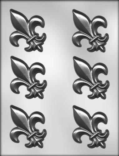 CK Products Pralinenform Fleur de Lis, 7,6 cm Lis-cookie