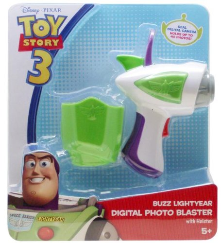 Toy Story 3 Digital Camera Blaster with Holster