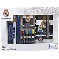 C Y P 0 Set papeleria Real Madrid 20pz,, 0 (500GSRM)