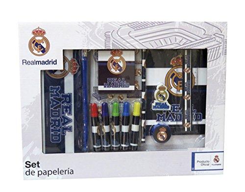 Real Madrid GS-500-RM Set de Papelería