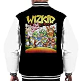 Photo de Cloud City 7 Wizkid Cover Art Men's Varsity Jacket par Cloud City 7