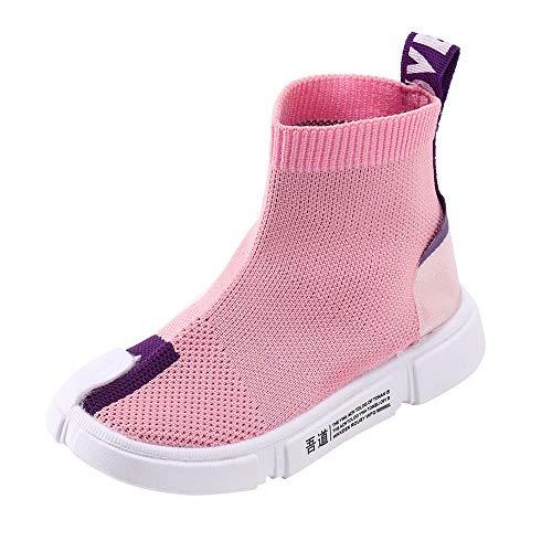 LEXUPE Warme Schuhe FüR Baby MäDchen Kinder Kleinkind Infant Jungen Slip Stiefeletten Sportschuhe Sneaker